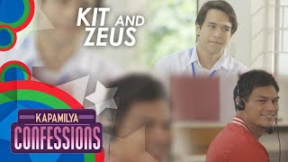 Kapamilya Confessions with Kit Thompson and Zeus Collins