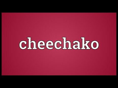 Header of cheechako