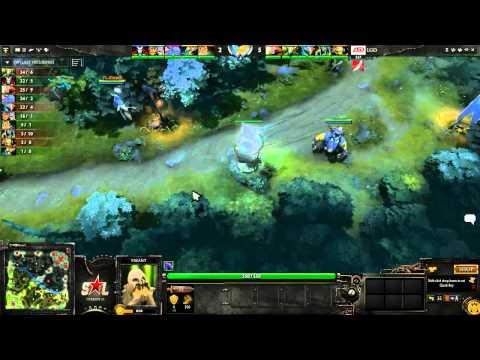 DSL - Group A - LGD.cn vs ForLove Game 2