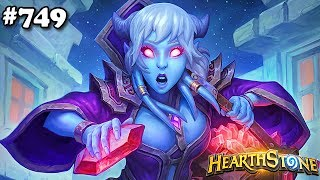 Hearthstone Secret Mage S39 Standard #749 - Mago Segredos