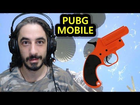 İŞARET FİŞEĞİNİ BULDUM - PUBG Mobile