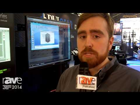 ISE 2014: DVIGear Details Multi-Layer Matrix Routing Switcher, MXG Series