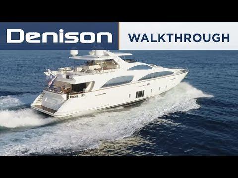 Azimut 105 Grande Superyacht [Walkthrough]