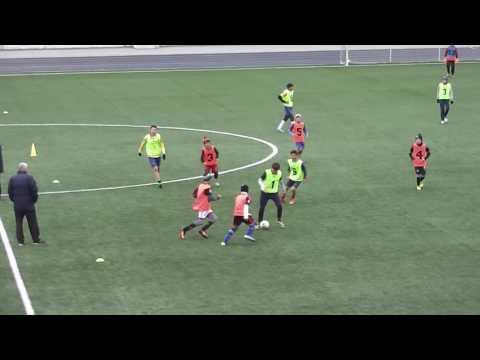 Отбор в академию футбола Алтай