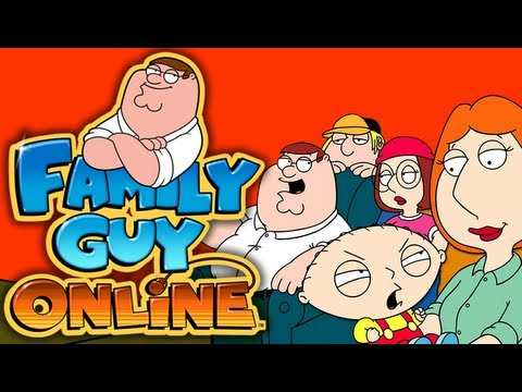 Family Guy Online - Gameplay