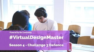 Virtual Design Master Season 4 - Challenge 3 Judgement Day!