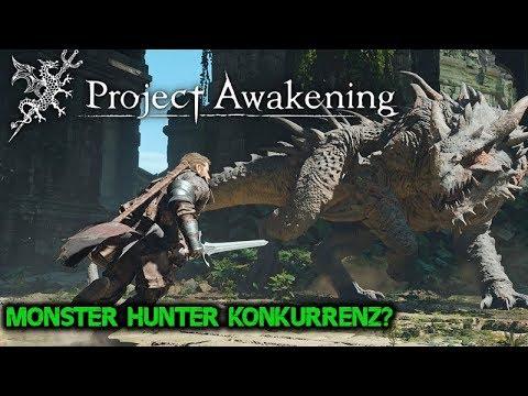 Project Awakening Gameplay Trailer - NEWS Neues Action RPG angekündigt - Alle Infos