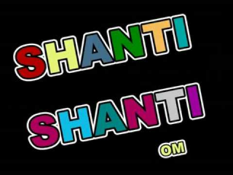 Om Shanti Om - Lord Shorty video