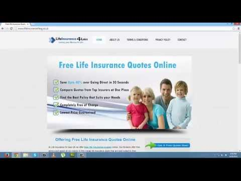 Life Insurance For Less - Compare Quotes For Free!
