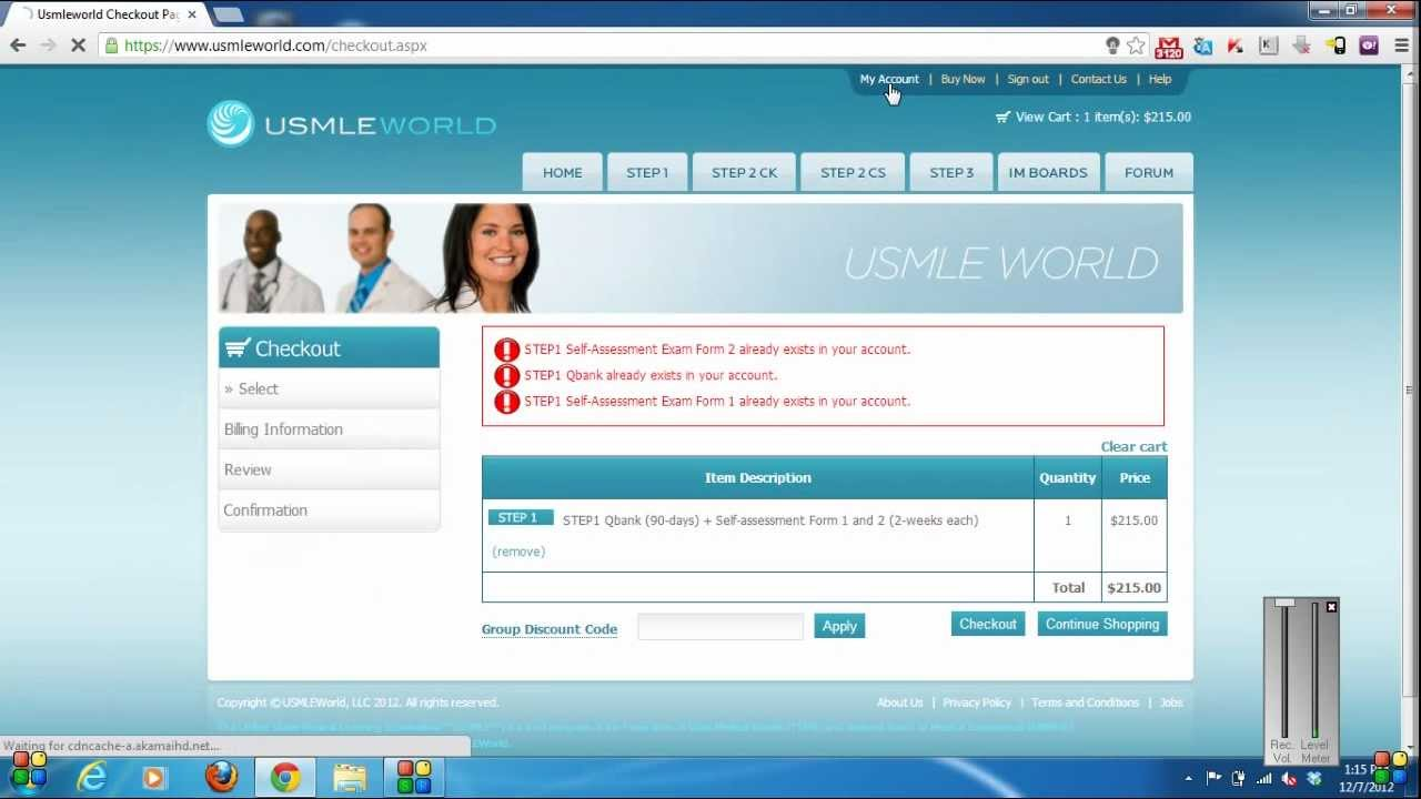 USMLE WORLD QBANK for STEP 1