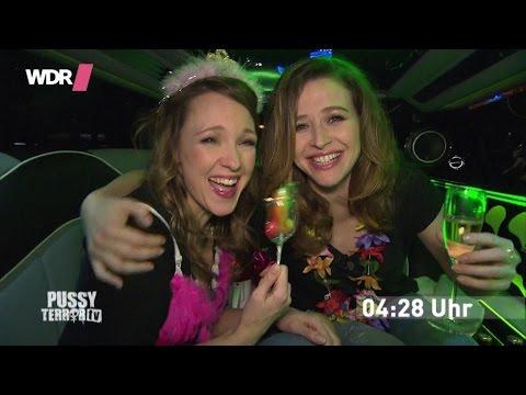 Der Junggesellinnenabschied mit Katrin Bauerfeind - PussyTerror TV