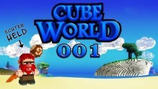 LPT CubeWorld #001 - Drei Helden brechen auf [720p] [deutsch]