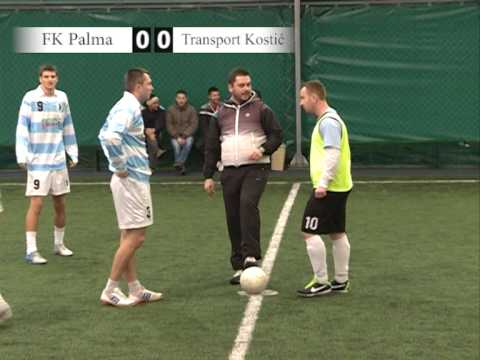 MINI FUDBAL TV777, Mini Fudbal, pregled 12. kola lige, sezona 2013/14