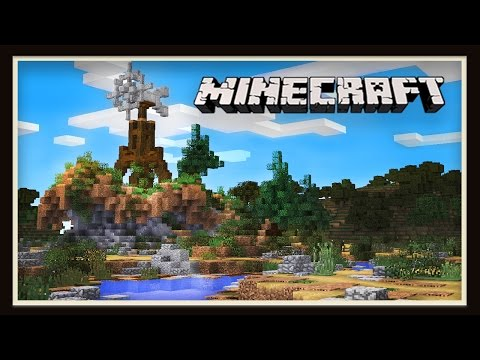 Minecraft: Landscaping Tips and Timelapse Fail