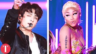10 BTS Collaborations You Don't Want To Miss (Nicki Minaj, Steve Aoki, Chainsmokers)