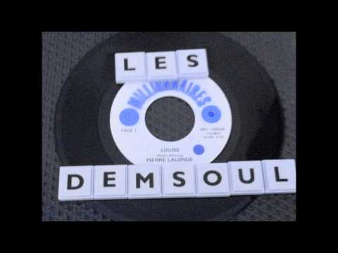 Pierre Lalonde - Louise  ( version française 1964 )