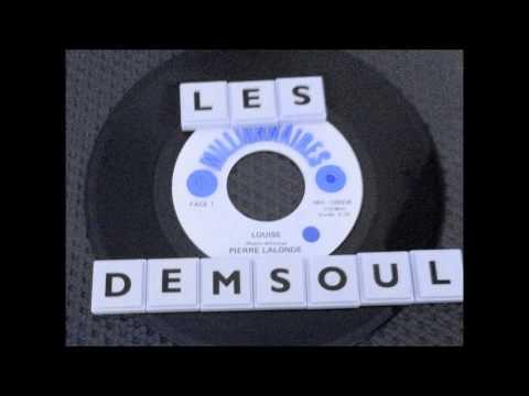 Pierre Lalonde - Louise  ( version française 1964 )