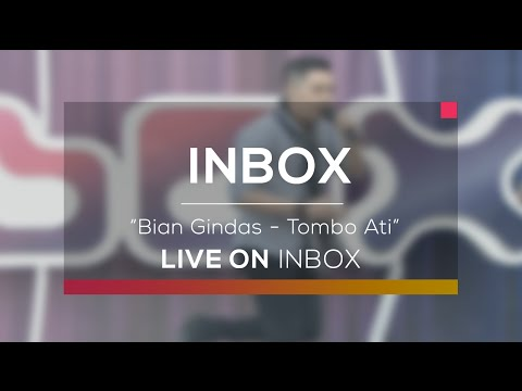 Bian Gindas - Tombo Ati (Live on Inbox)