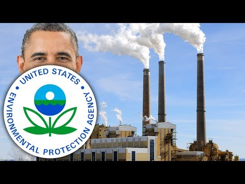 Obama Administration Sets New EPA Rules