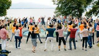 Rueda de Casino - lake of Konstanz - Salsafestival Lindau 2015 (official) #1