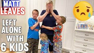 He Left Me...I Can't Do This... || Mommy Monday