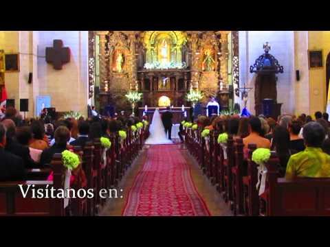 Canto para Matrimonio - Alianza de Amor