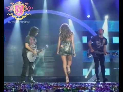 Despina Vandi - Gi ki i selini (Live @ Greek Idol)