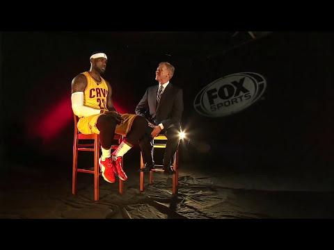 LeBron James' vision for the Cavs, compares Tom Brady to Kyrie Irving