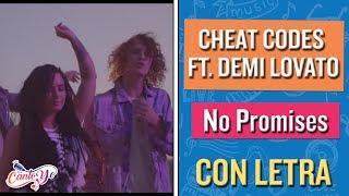 Cheat Codes No Promises Ft Demi Levato Karaoke Cantoyo