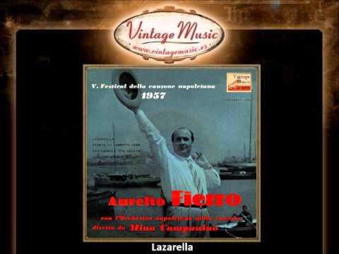 Aurelio Fierro — Lazarella (VintageMusic.es)