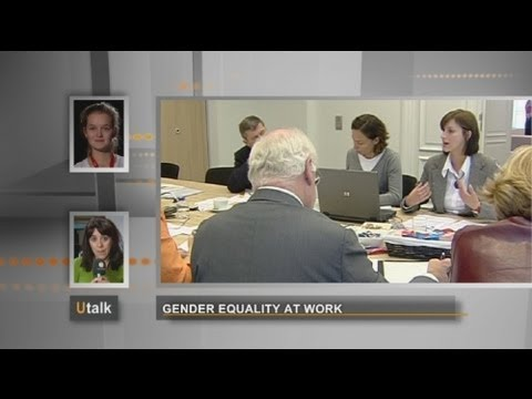 euronews U talk - Gender equality on the EU labour market