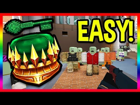 JADE KEY ZOMBIE GAME EASY! HOW TO FINISH IT WITHOUT DYING! | Roblox Ready Player One Golden Dominus