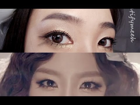 "SNSD ""The Boys"" - Tae Yeon Inspired Look  소녀시대 태연"