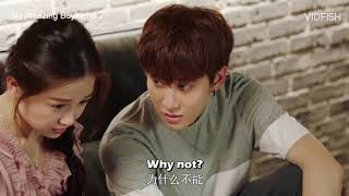 My Amazing Boyfriend 2 (ENG SUBS) 我的奇妙男友2  Ep 15 The pain of Live streaming