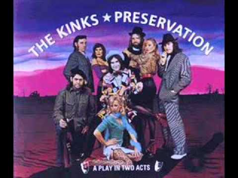 Kinks - Scum of The Earth