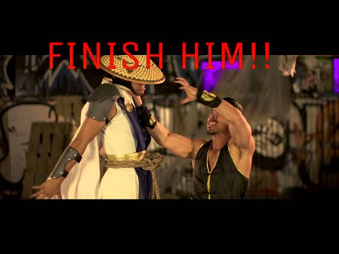 Mortal Kombat Online Free Putlocker - watch full