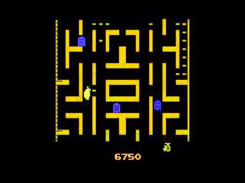 Jr. Pac-Man - Vizzed.com GamePlay - User video