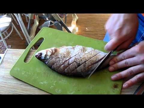 Как готовить карася - видео