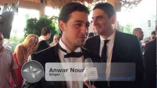 Anwar Nour | Interview @ Murex D