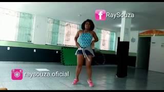Tic Nervoso -Harmonia do Samba e Anitta / Coreografia da Ray
