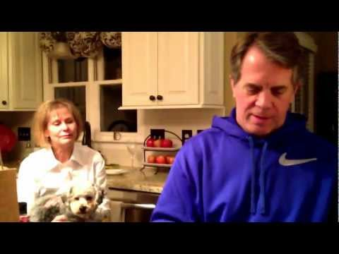Telling The Inlaws We're Pregnant video