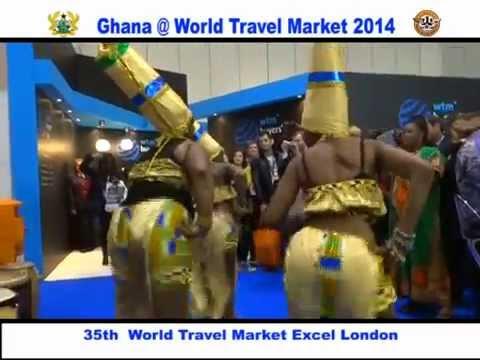 Ghana @ World Travel Market, Excel 2014