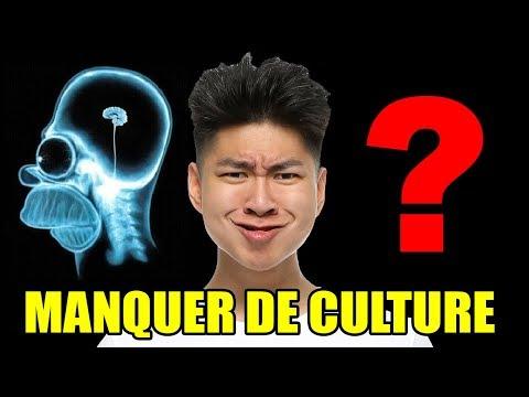 MANQUER DE CULTURE - LE RIRE JAUNE