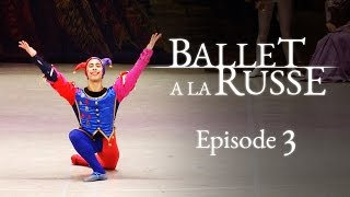 A ballet school newbie gets a lead role. Will she cope? Ballet a la Russe E3