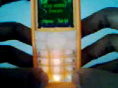 Nokia 1110 the new i phone (touch screen).