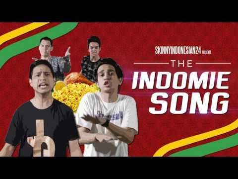 [LYRICS] SKINNYINDONESIAN24 - INDOMIE, MIE DARI INDONESIA (LAGU INDOMIE)