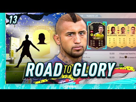 FIFA 20 ROAD TO GLORY #13 - MASSIVE PACK PULL!