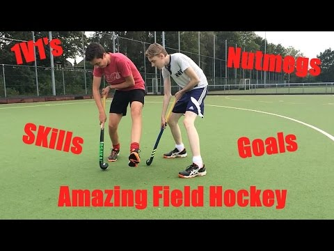 Amazing Field Hockey 1v1's, Skills And Goals