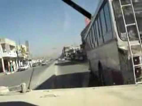 Kako amerikanci voze u iraku