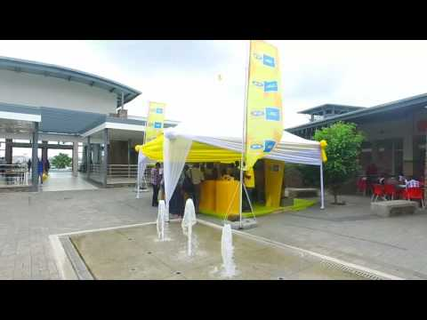 MTN 4G LAUNCH - ACCRA MALL